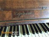 Upright Piano-Eigenrac German
