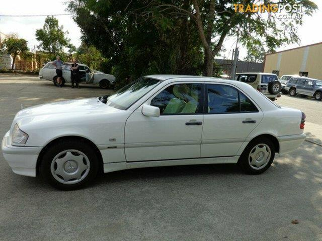 1999 mercedes benz c180 classic w202 4d sedan for sale in for Mercedes benz c180 for sale