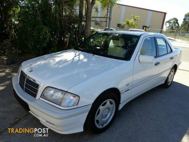 1999 mercedes benz c180 classic w202 4d sedan. Black Bedroom Furniture Sets. Home Design Ideas