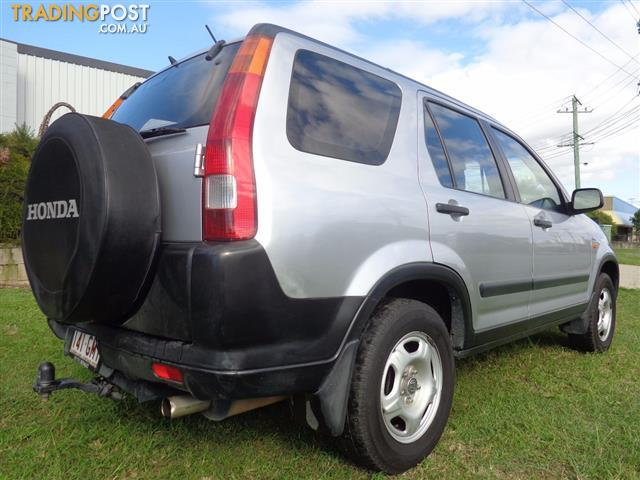 2002 HONDA CRV (4x4) MY02 4D WAGON for sale in Brendale QLD | 2002 HONDA CRV (4x4) MY02 4D WAGON