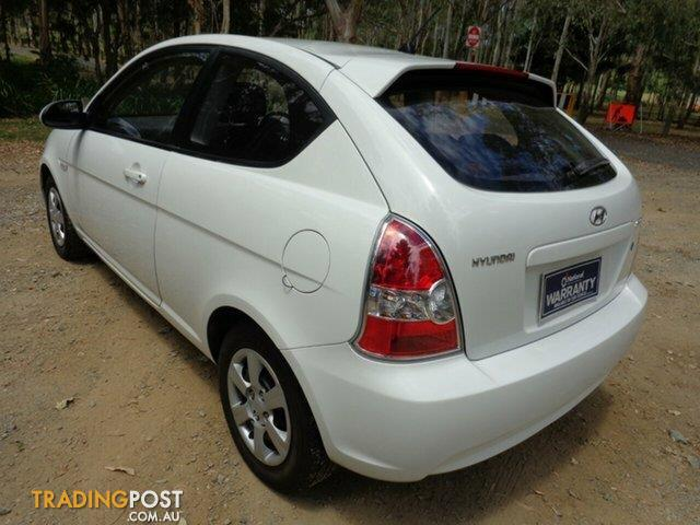 2007 hyundai accent 1 6 mc hatchback for sale in brendale. Black Bedroom Furniture Sets. Home Design Ideas
