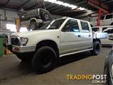 1997 HOLDEN RODEO LX (4x4) TFG6 CREW CAB P/UP