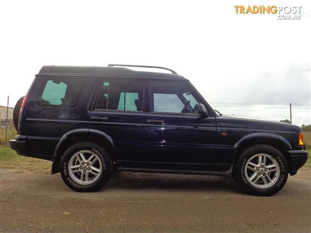 2001 land rover discovery v8 4x4 4d wagon for sale in brendale qld 2001 land rover discovery. Black Bedroom Furniture Sets. Home Design Ideas