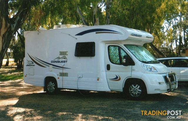 View All Motor Homes For Sale In Australia