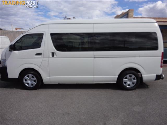 b78399e2d3 2012 TOYOTA HIACE COMMUTER KDH223R MY12 UPGRADE BUS for sale in ...