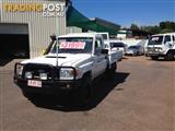 2009 TOYOTA LANDCRUISER WORKMATE (4x4) VDJ79R 09 UPGRADE C/CHAS