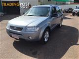 2008 FORD TERRITORY TS (RWD) SY MY07 UPGRADE 4D WAGON
