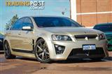 2007 HOLDEN SPECIAL VEHICLES CLUBSPORT R8 20TH ANNIVERSARY E Series SEDAN