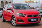 2015 HOLDEN BARINA CD TM HATCHBACK