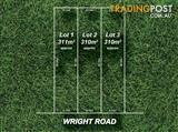 Lot 1, 2 & 3/347 Wright Road VALLEY VIEW SA 5093