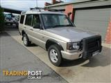 2003 LAND ROVER DISCOVERY S (4x4) SERIES II 4D WAGON
