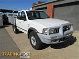 2003 FORD COURIER XL (4x4) PG SUPER C/CHAS