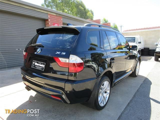 2006 bmw x3 e83 4d wagon for sale in hobart tas 2006 bmw x3 e83 4d wagon. Black Bedroom Furniture Sets. Home Design Ideas