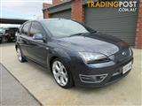 2007 FORD FOCUS XR5 TURBO LT 5D HATCHBACK