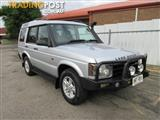 2004 LAND ROVER DISCOVERY SERIES II 4D WAGON