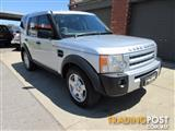 2006 LAND ROVER DISCOVERY 3 SE 4D WAGON