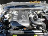 2012 HOLDEN COLORADO LTZ (4x4) RG CREW CAB P/UP