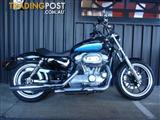 2012 Harley-Davidson XL883L Low   Cruiser
