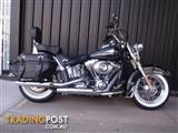 2014 Harley-Davidson FLSTC Heritage Softail Classic   Cruiser