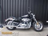 2014 Harley-Davidson XL1200C 1200 Custom   Cruiser