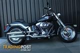 2012 Harley-Davidson FLSTF Fat Boy   Cruiser