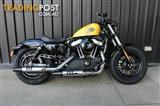 2017 Harley-Davidson XL1200X Forty-Eight   Cruiser