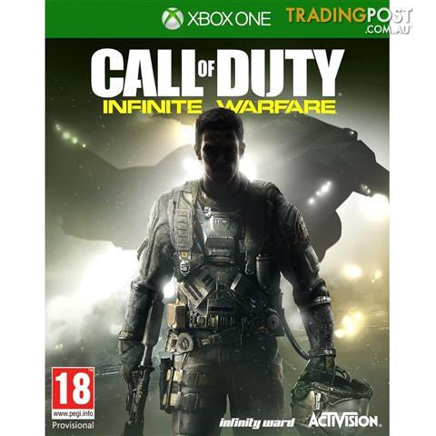 Call of Duty: Infinite Warfare for Xbox One brand new seal pack