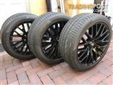 Cheap Ford Mustang GT Wheels & Tyres for Sale