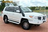 2015 Toyota Landcruiser Sahara VDJ200R Long Wheel Base