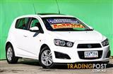 2013  Holden Barina CD TM Hatchback