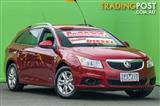 2013  Holden Cruze CD JH Series II Wagon