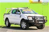 2011  Ford Ranger XLT PX Utility