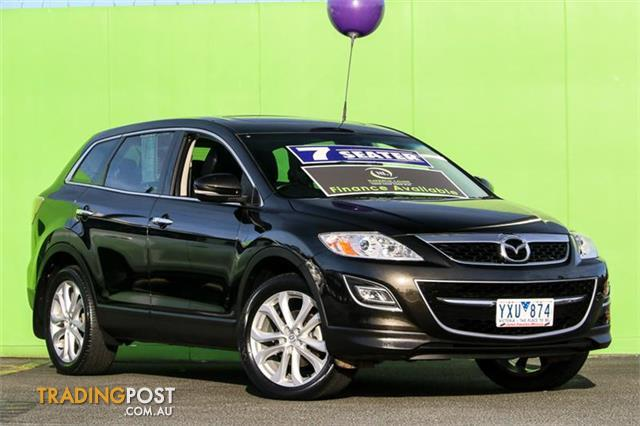2011 Mazda CX 9 Luxury TB10A4 Wagon for sale in Ringwood VIC   2011 ...