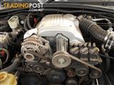 Holden Commodore VT - VX Supercharge V6 Engine and Auto