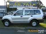 2000 Mitsubishi Pajero GLX Escape (4x4) NL Wagon