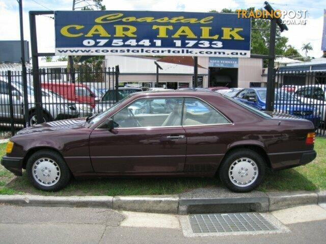 1988-Mercedes-Benz-300CE-W124-Coupe