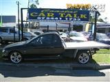 2005 Holden Commodore S VZ Trayback