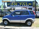 1999 Daihatsu Terios DX (4x4)  Wagon