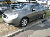 2008 Holden Epica CDXi EP MY08 Sedan