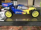 Kyosho TR15 1/10 Nitro buggy(rare)