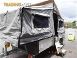 2014  CARAVAN MARKET DIRECT CRUSADER   CAMPER TRAILER