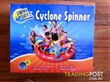 Cyclone spinner Giant pool inflatable spinning toy BRAND NEW rrp $150