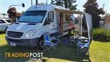 Sprinter Mercedes - Motorhome - 2006 Auto Diesel - $69000