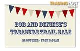 Bob and Deniese's Treasure Trail Sale (22 October 2016)