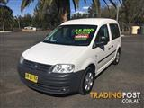 2006  Volkswagen Caddy  2K Wagon