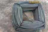 Used irrigation drip tape