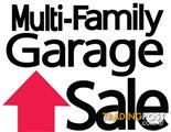 Huge Multi-family Garage Sale, Saturday 29 April