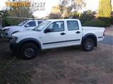 2006 HOLDEN RODEO LX RA MY06 UPGRADE C/CHAS
