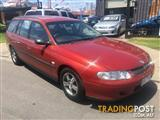 2001 HOLDEN COMMODORE EXECUTIVE VXII 4D WAGON