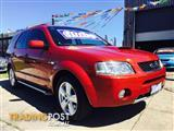 2008 FORD TERRITORY GHIA TURBO (4x4) SY MY07 UPGRADE 4D WAGON